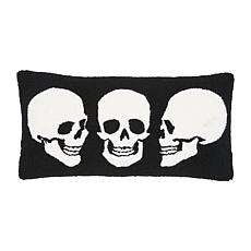 Skull Trio Pillow