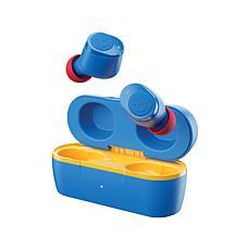 Skullcandy Jib True Wireless In-Ear Earbuds with Microphones (Blue)