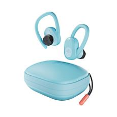 Skullcandy Push Ultra True Wireless Sport Earbuds - Bleached Blue