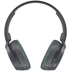 Skullcandy  Riff Wireless On-Ear Headphones with Microphone - Gray