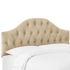 Skyline Furniture Tufted Arch Headboard - Full