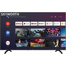 Skyworth 65Q20200 Dolby Vision Infinity Screen 2.0 TV with Android TV