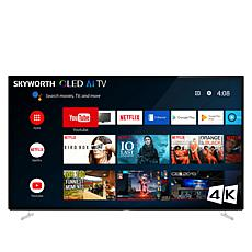 "Skyworth XA8000 OLED Series 55"" 4K Ultra HDR Android Smart TV"