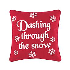 Sleigh Ride Pillow 3
