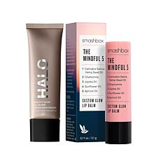 Smashbox Halo Healthy Glow Tinted Moisturizer SPF 25 and Lip Balm