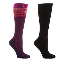 Sockwell T Ceremony Compression Socks 2-pack