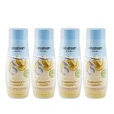 SodaStream Homestyle Lemonade Drink Mix 4-pack