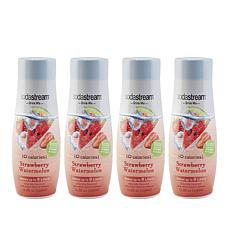 SodaStream Zero Strawberry Watermelon Drink Mix 4-pack