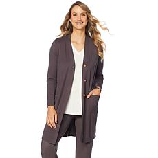 Soft & Cozy Loungewear Cool Luxe Knit Duster