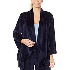 Soft & Cozy Plush Lounging Cardigan