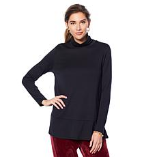 Soft & Cozy Turtleneck Basic Top