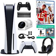 Sony PlayStation 5 with Madden NFL 22, Accessories & Voucher