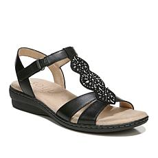 Soul Naturalizer Beauty Sandal with Metallic Accents