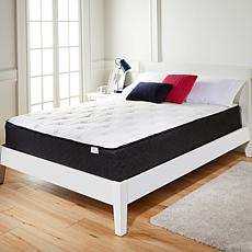 "South Street Loft 12"" Midnight Fresh Hybrid Mattress - California King"