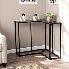 Southern Enterprises Brooke Wrap-Around Console Table