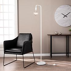 Southern Enterprises Holloman Floor Lamp - White