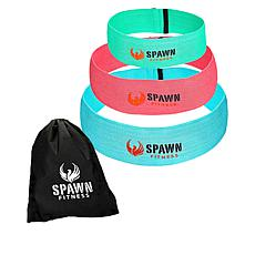 Spawn Fitness Fitness Bands 3-pack