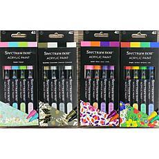 Spectrum Noir 16-piece Acrylic Paint Marker Set