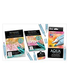 Spectrum Noir Colorista Aqua Summer Collection