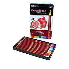 Spectrum Noir ColourBlend Artist Blending Pencil 12-pack