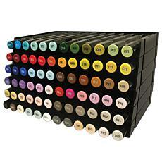 Spectrum Noir Marker Storage Trays Black 6/Pkg - Empty - Holds 72