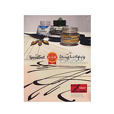 Speedball Super Value Lettering & Calligraphy Kit