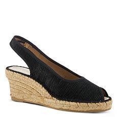 Spring Step Azura Jeanette Espadrille Slingback Sandal
