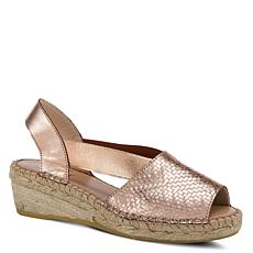 Spring Step Azura Moshe Leather Sandal