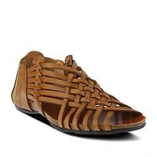 Spring Step Hirachica Leather Gladiator Sandal
