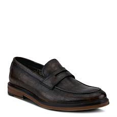 Spring Step Men's Brando Burnished Leather Penny Loafer