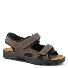 Spring Step Men's Mysia Leather Sandal