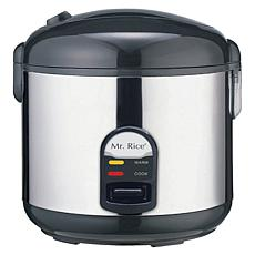 SPT 20-Cup (Cooked Rice) Rice Cooker