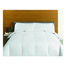 St. James Home 400TC White Goose Down Comforter - F/Q