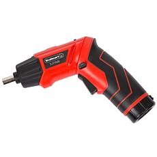 Stalwart 45pc 3.6V LED Cordless Screwdriver Set