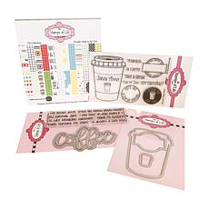 Stamps of Life Coffee Break Cardmaking Kit