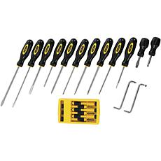 Stanley Tools 20-piece Screwdriver Set