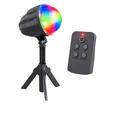 StarTastic Max All-in-One LED Holiday Projector with Remote Control