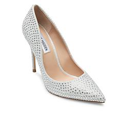 Steve Madden Daisie Studded Pointed-Toe Stiletto Pump