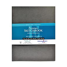 Stillman & Birn Epsilon Softcover Sketchbook 8x10 Portrait - 96 Pages