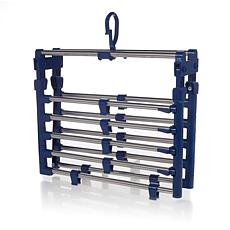 StoreSmith 10-Rack Collapsible Hanger