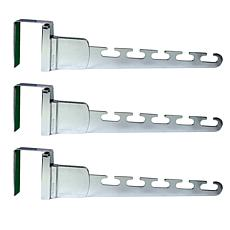 StoreSmith Over-the-Door Wonder Hanger 3-pack