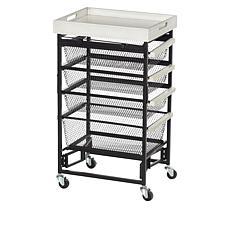StoreSmith Rapid Folding Multi-Drawer Organizer