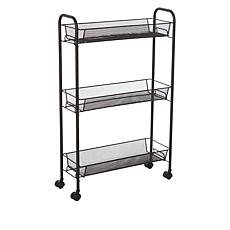 StoreSmith Slim Utility Storage Cart