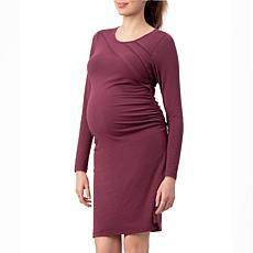 Stowaway Collection Sunburst Maternity Dress