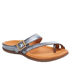Strive Nusa Leather Slim-Line Orthotic Sandal