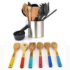 Studio 29-piece Nylon and Bamboo Tool Set