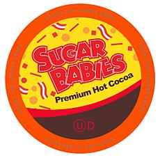 Sugar Babies Hot Cocoa K-Cups 12-Count, Pack of 6 (72 Total)