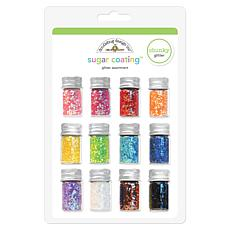 Sugar Coating 12pk Chunky Glitter Assortment