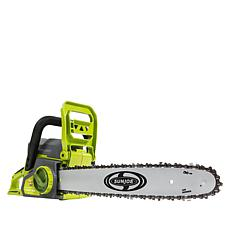 Sun Joe® 40V Cordless Chain Saw with Brushless Motor