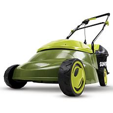 "Sun Joe Electric Lawn Mower 14"" 12 Amp"